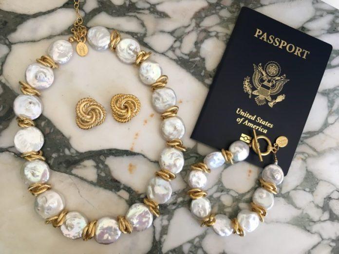 Travel Jewelry by Susan Shaw