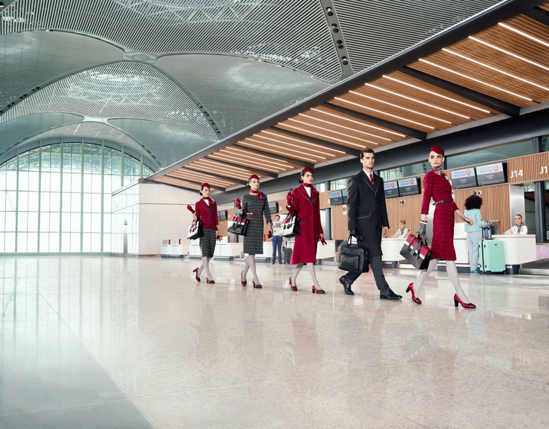 , A new airport and a new elegance: Turkish Airlines Flight Attendance, Buzz travel | eTurboNews |Travel News