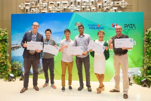 , PATA: Winners of WTFL Start-Up Innovation Camp 2018, Buzz travel | eTurboNews |Travel News