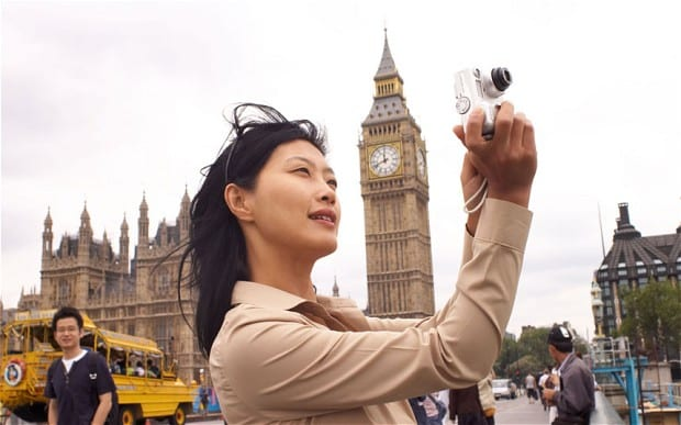 Visitors from Hong Kong: Big spenders, well educated,  prefer Asian destinations