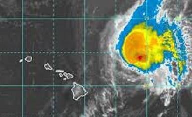, Tropical Storm Olivia forecast to weaken as she passes over Maui, Buzz travel | eTurboNews |Travel News