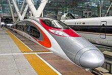 Just opened: Guangzhou-Shenzhen-Hong Kong Express Rail Link