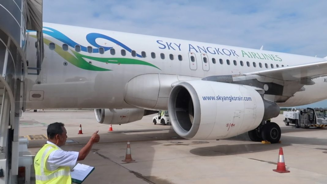 Sky Angkor Airlines selects Sabre