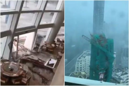 , Tourism, Gambling, and Aviation at a standstill: Typhoon Mangkhut attack on China, Buzz travel | eTurboNews |Travel News