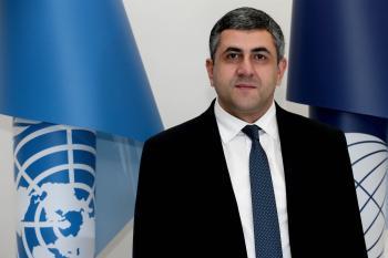 UNWTO Secretary General close friend Mussalim Afandiyev quit