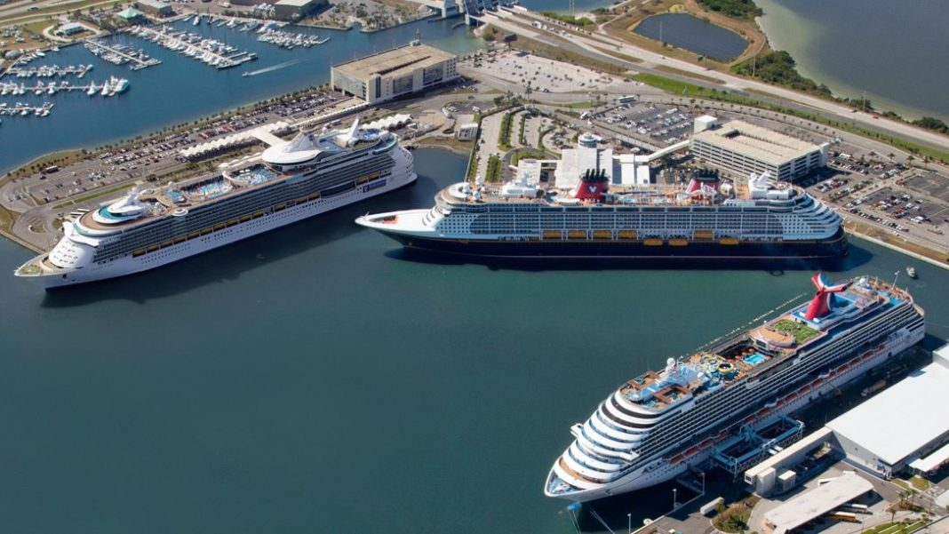 Port Canaveral reports record breaking year