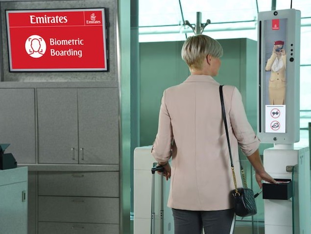 """Biometric path"" will offer passengers seamless journey at Dubai International Airport"