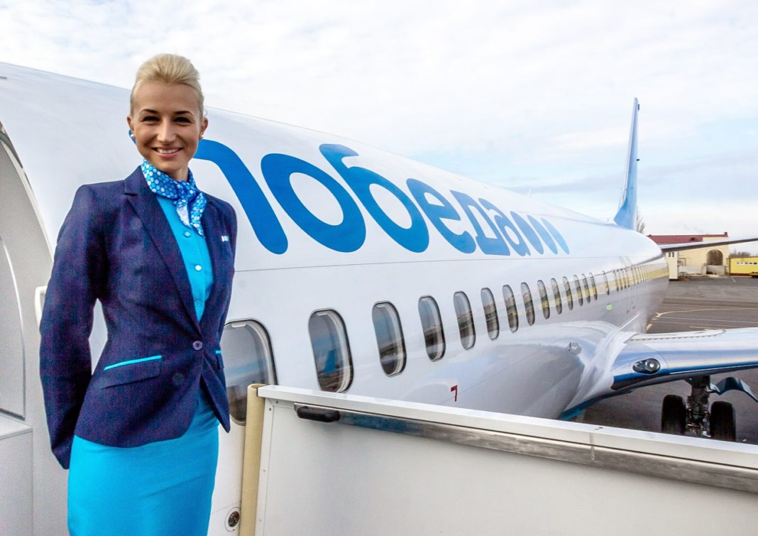 Russian Pobeda Airlines distributes globally under Hahn Air Systems' H1 code