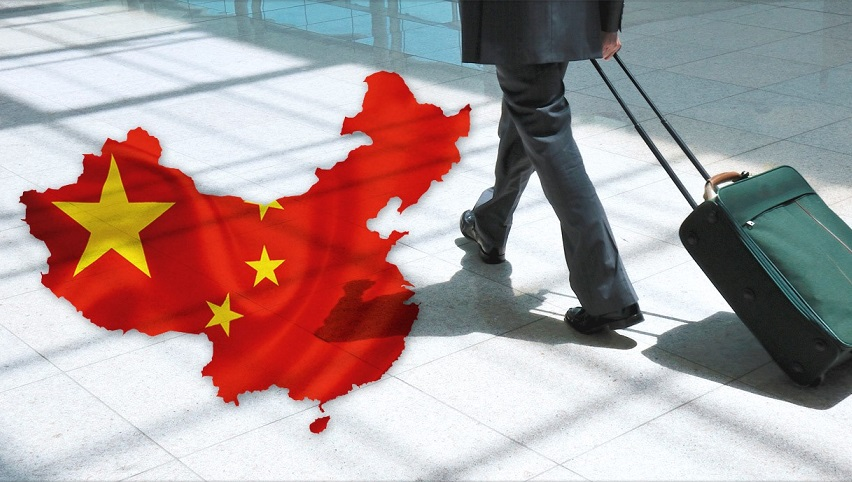 Chinese business travel budgets on the rise