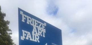 Frieze Art Fair - photo © Rita Payne