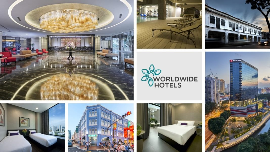 Worldwide Hotels Group: Global Expansion