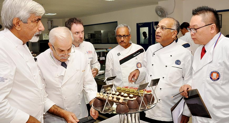 Indian Culinary Forum to celebrate 15th International Chefs' Day