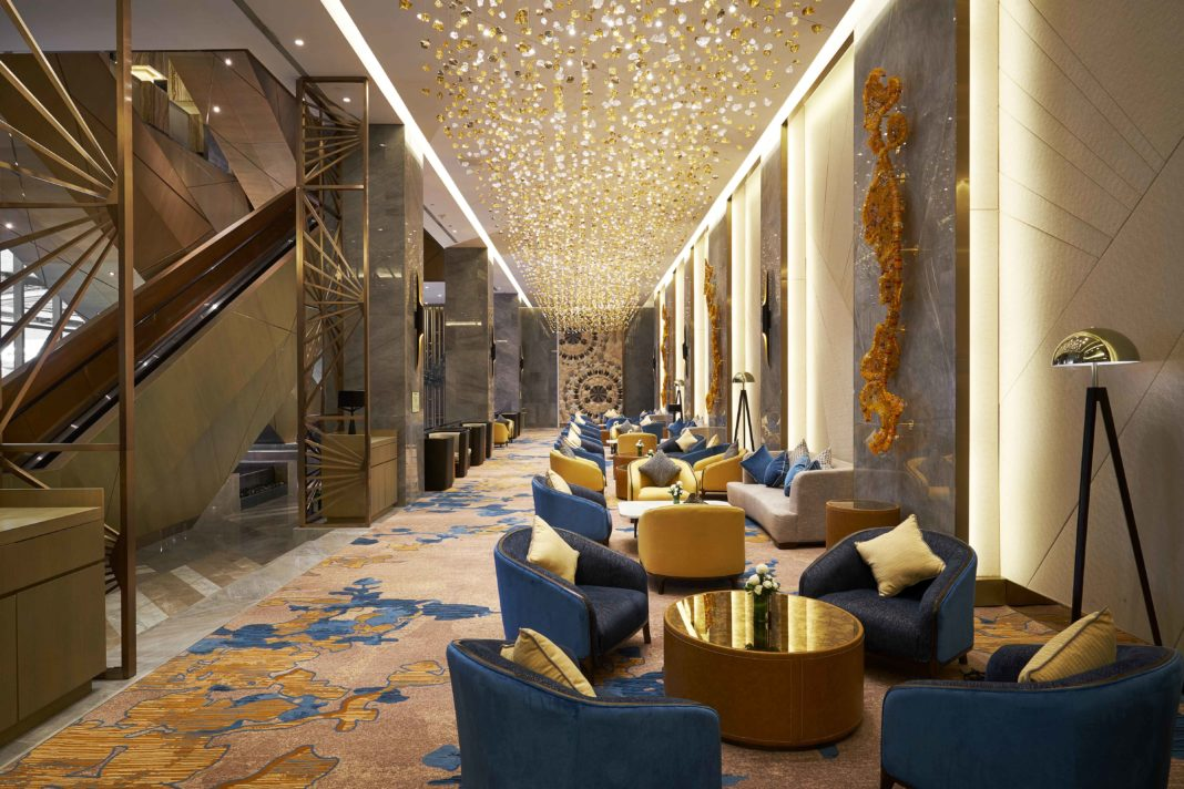 Why the Hilton Manila is a milestone for the tourism resort?