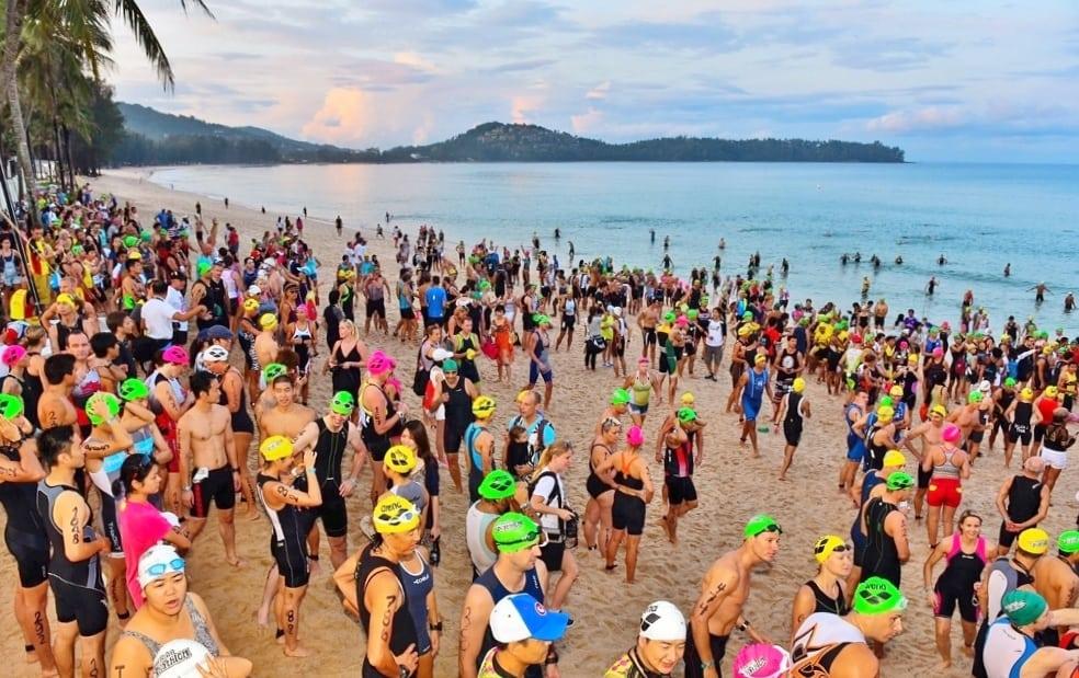 Laguna Phuket Triathlon, Thailand