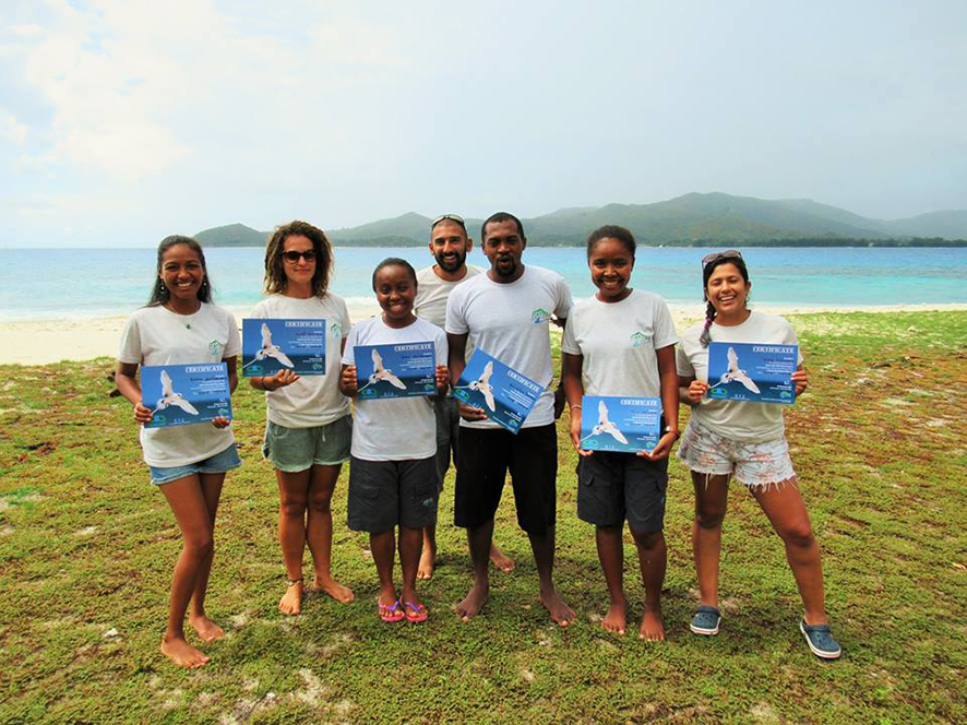 Nature Seychelles' Conservation Boot Camp entices participants from 19 countries