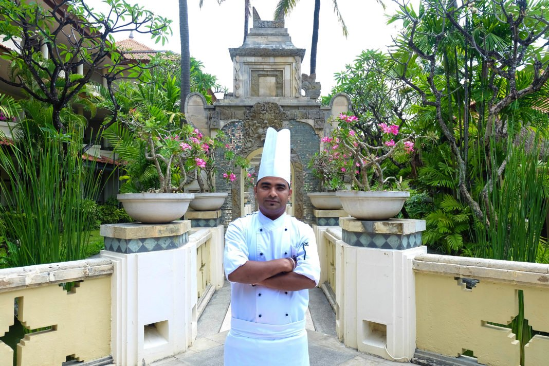 The tales of an Indian chef in Bali
