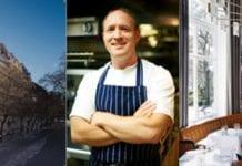 Corinthia Hotel London Executive Chef Andre Garrett