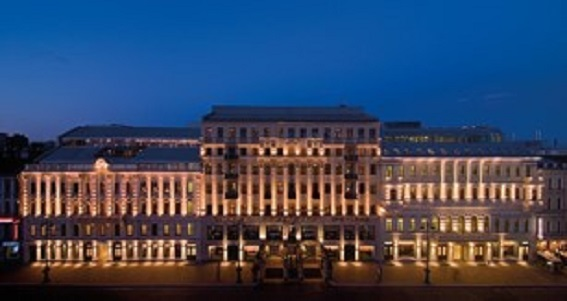 Spooky Halloween treats at two luxury Corinthia Hotelsin St. Petersburg and Budapest