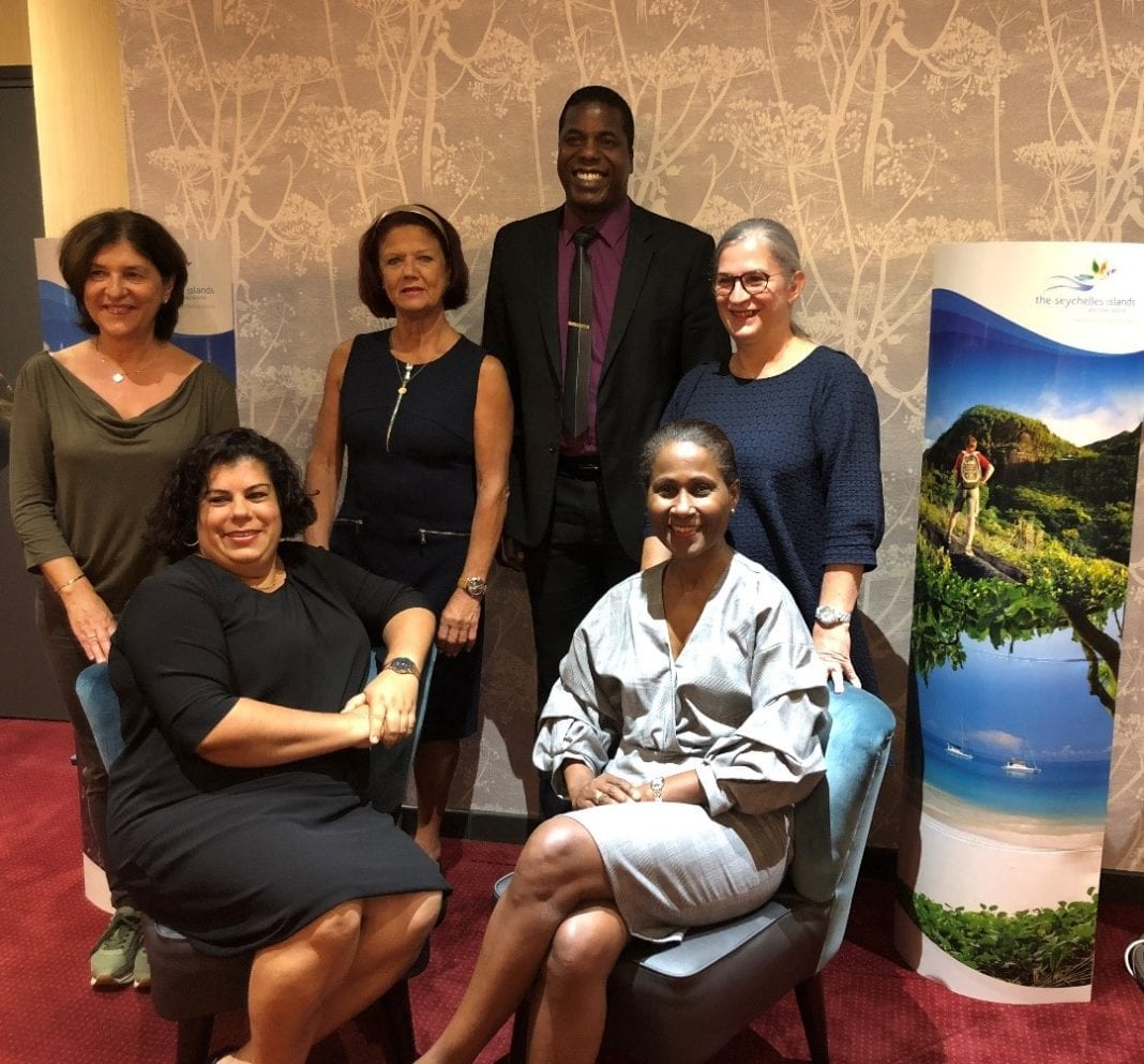 Travel Agents in Corsica in better position to sell the enchanting islands following the Escapades Seychelles Roadshow