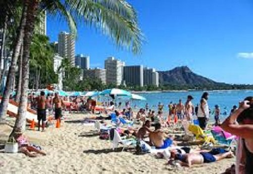 Hawaii visitor spending on the rise