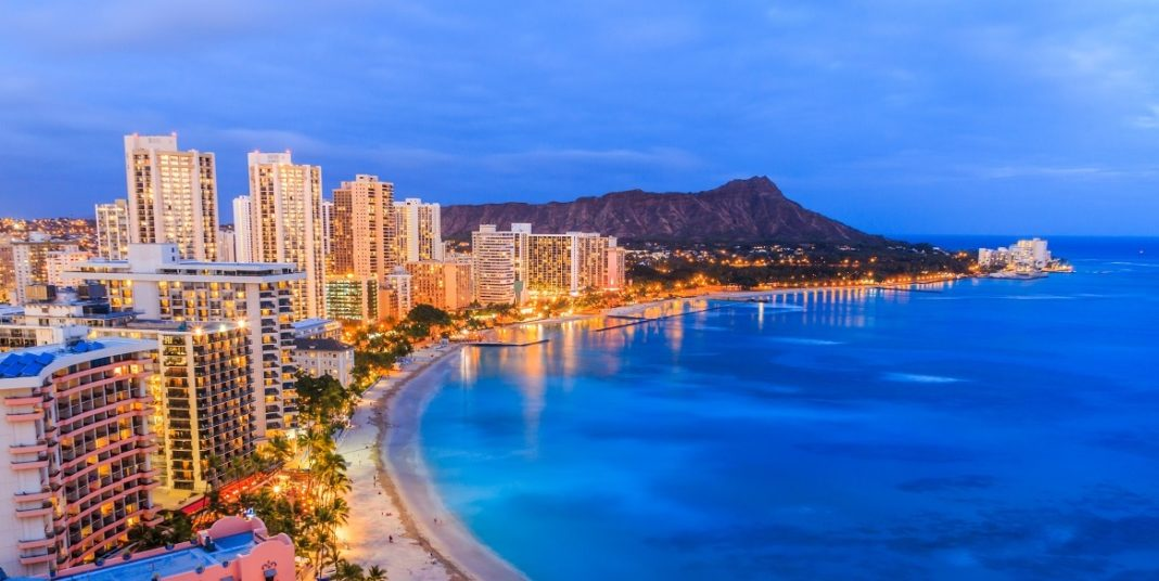 Hawaii competitive with international sun and sea destinations