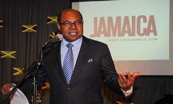 Jamaica Tourism Minister Bartlett