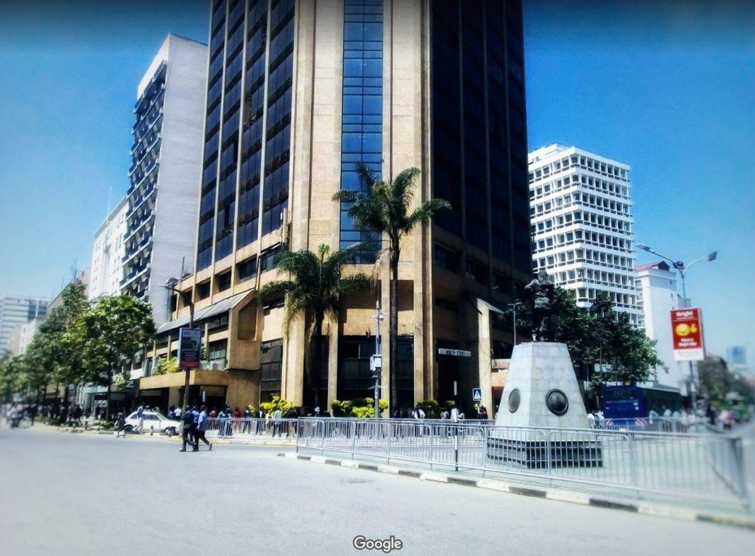 Google Street View driving Kenya tourism