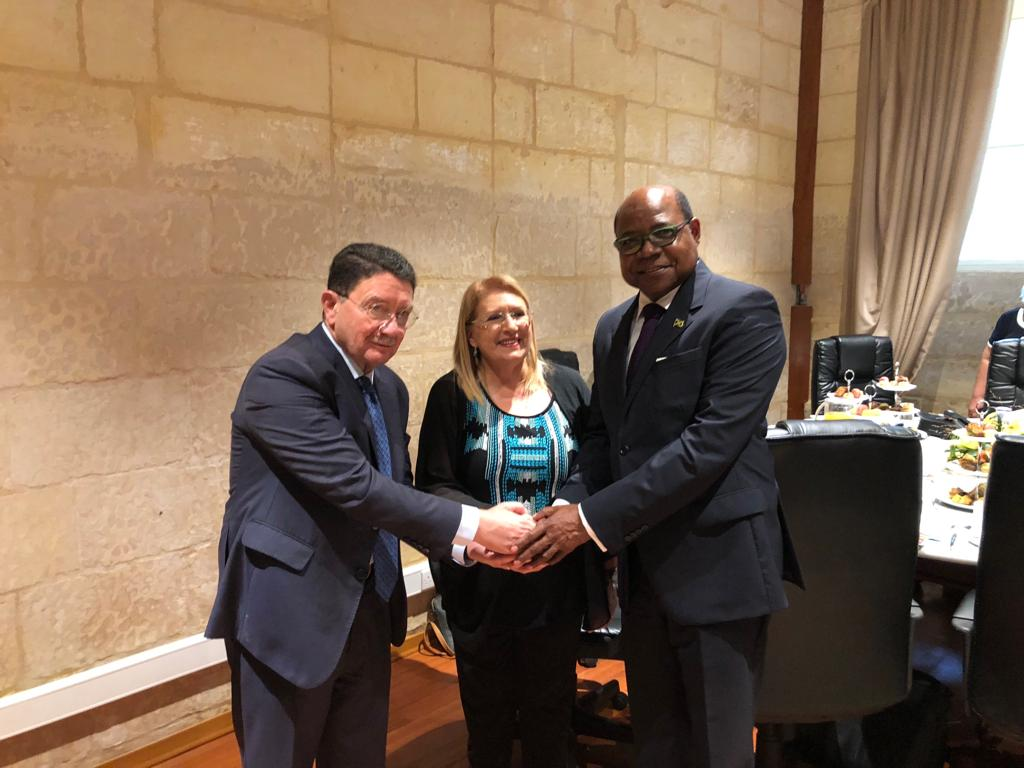 , Malta PM President: Honorary Chairmanship of Global Resilience Centre in Jamaica, Buzz travel | eTurboNews |Travel News