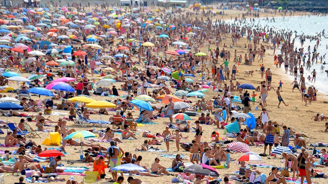 Overtourism: Is this a real thing?