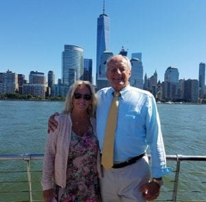 Patricia and Tom Dickerson