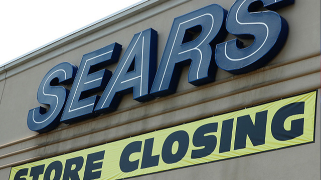 Iconic shopping destination Sears files for bankruptcy