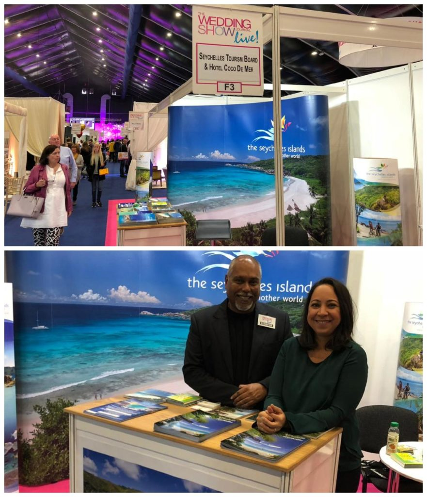 Seychelles, Seychelles conquers well-frequented Irish bridal show, Buzz travel | eTurboNews |Travel News