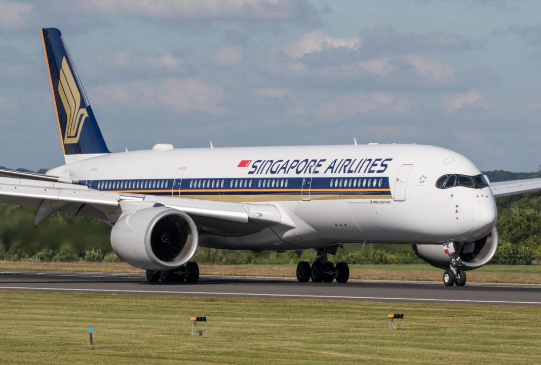 Singapore Airlines: Landmark New York flight