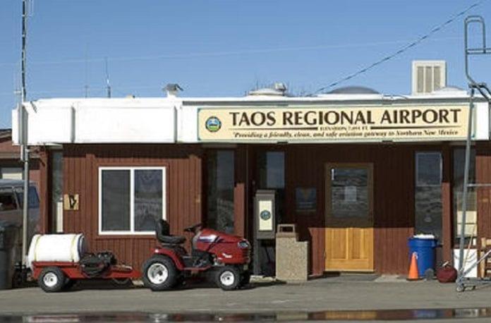 Taos Regional Airport