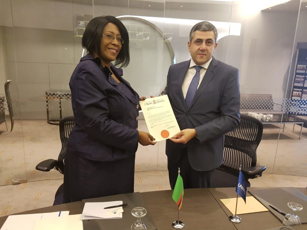 Zambia new Chair of UNWTO Executive Council