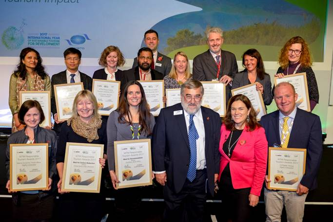 Just released: 18 finalists for the 2018 WTM World Responsible Tourism Awards