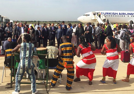 Turkish Airlines keeps its expansion in Africa