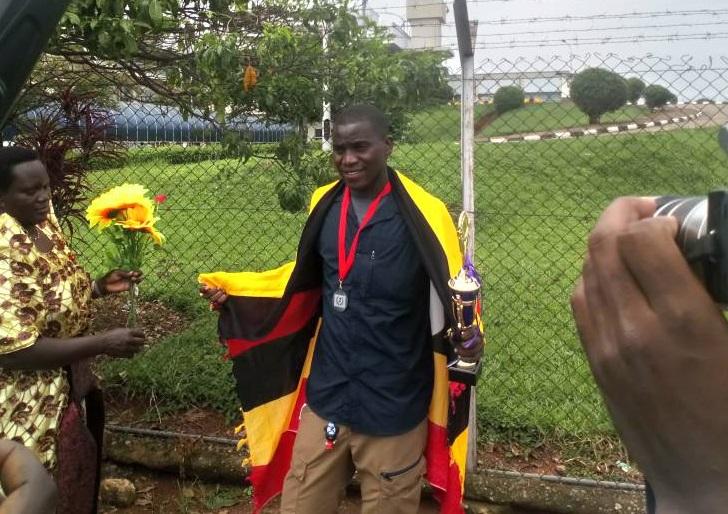 23-year-old Ugandan wins Silver Medal in International Birding Youth Competition