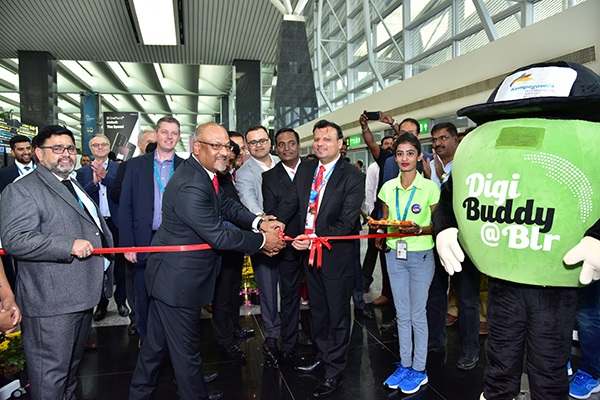 Bangalore's Kempegowda International Airport launches Self-Bag-Drop