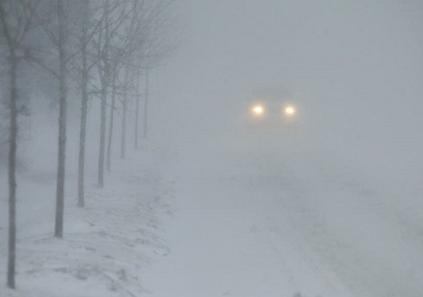 Dangerous travel conditions in Northeast on busiest travel day of the year