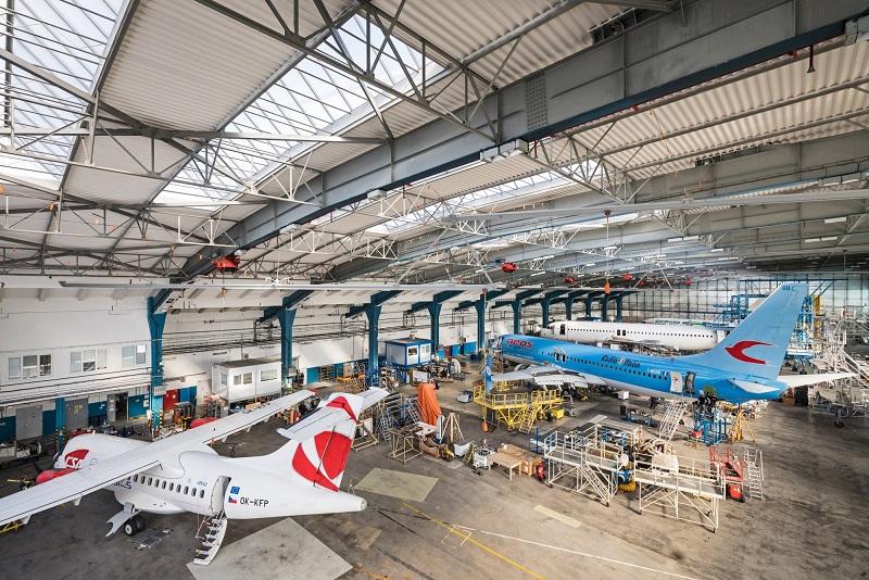 Czech Airlines Technics enters season with new hangar