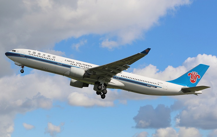 China Southern Airlines launches nonstop service from Los Angeles to Shenyang
