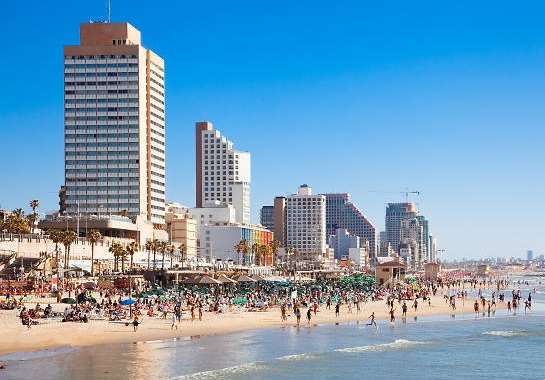 Israel's tourism breaks another record with 12% increase in tourist stays