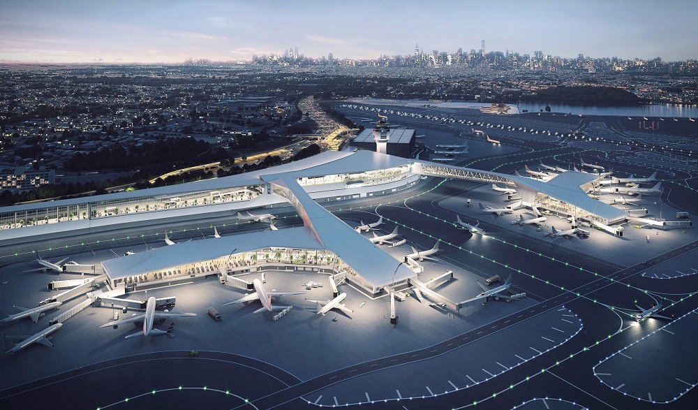 Laguardia Gateway Partners to open first 11 gates in new Terminal B