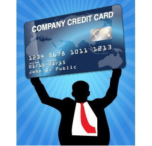 Four in ten business travelers use company cards for personal purchases