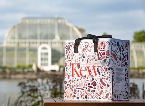 Heathrow and Royal Botanic Gardens, Kew launch shopping bag for global travelers