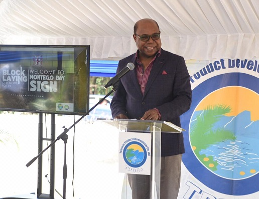 New Montego Bay welcome sign to be ready by December