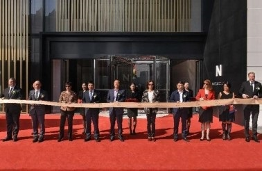 New luxury hotel opens in the capital city of Hunan Province
