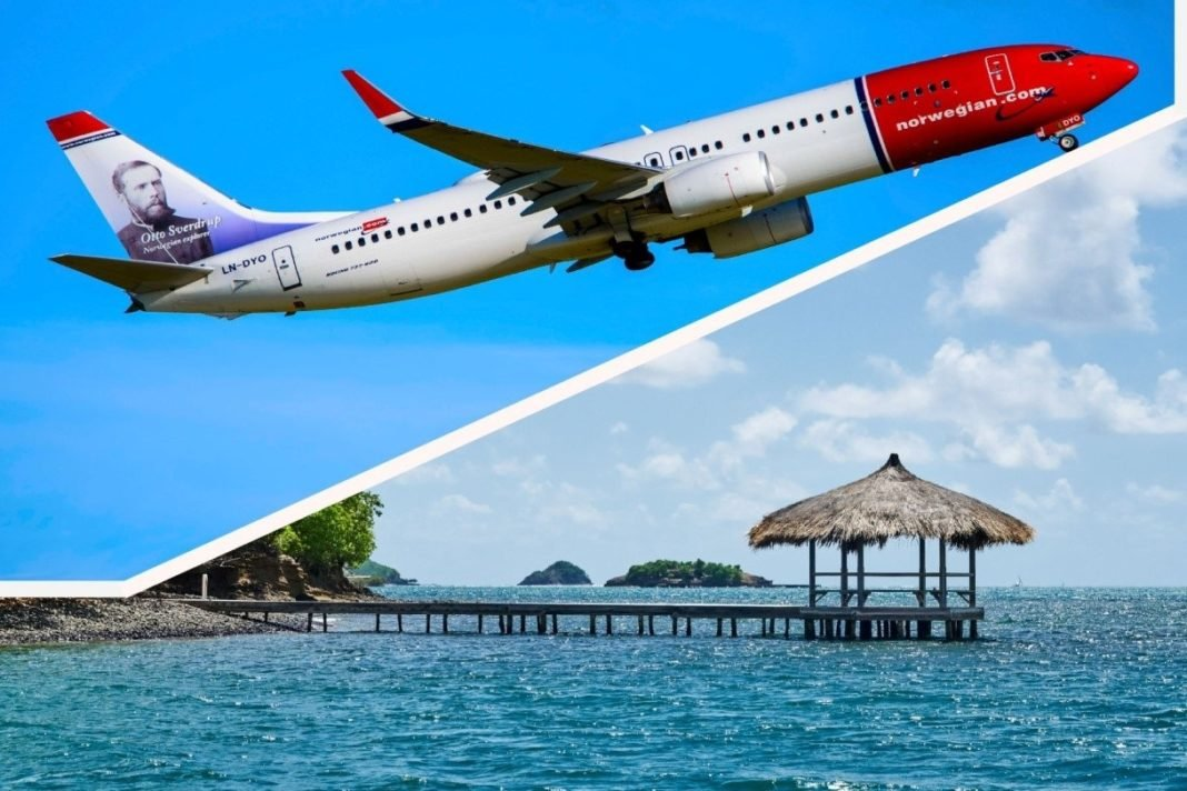 Martinique Welcomes Norwegian Air S Inaugural Flight From Montréal