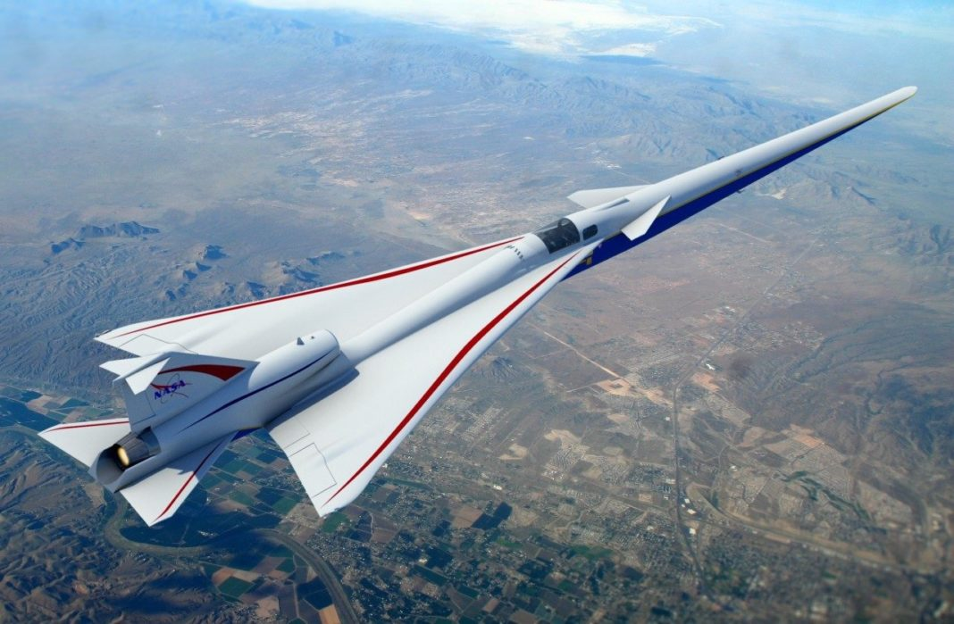 Supersonic commercial travel begins to take shape